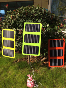 CLPSC-1604 PORTABLE SOLAR CHARGER