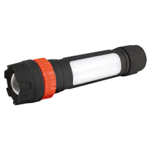 CLF-1614 MULTI FUNCTION ZOOM FLASHLIGHT WITH MAGNET