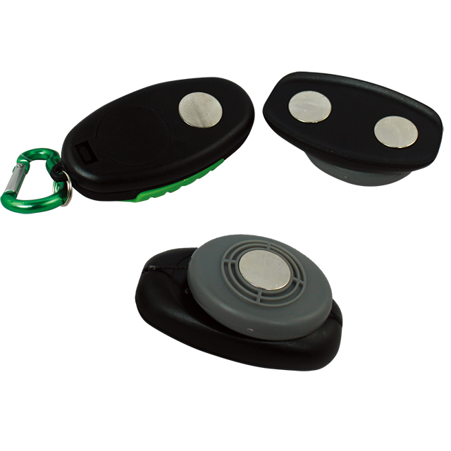 CLH-1603 -0.5W WITH RUBBERIZED WITH MAGNET COMES WITH A KEY CHAIN HOOK