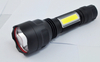 CLF-1809F 10W T6 + COB LED FLASHLIGHT