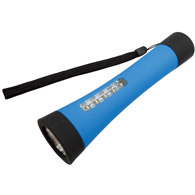 CLF-1612-1W+4LED MAGNETIC FLASHLIGHT